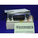 AUTORADIO ANNI 60/70 IN AM SINUDYNE