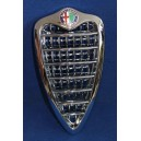 ALFA 1900 FRONT CENTRE HEARTH COMPLETE OF GRILL AND EMBLEM