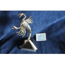 ABARTH TROFEO BRASS SCULPTURE HAND MADE IN ITALY