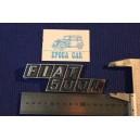 FIAT 500 L METALLO CROMATO