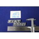 FIAT 500 L   PLASTIC