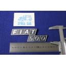 FIAT 500 PLASTICA