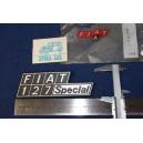 FIAT 127 SPECIAL  METALLO OPACO