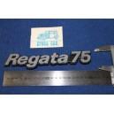 FIAT   REGATA 75   PLASTICA