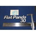 FIAT PANDA 30   PLASTICA