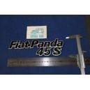 FIAT PANDA 45 S  PLASTICA