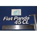FIAT PANDA  45 CL    PLASTIC