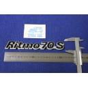 FIAT RITMO 70 S PLASTIC