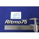 FIAT   RITMO 75  PLASTIC