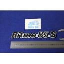 FIAT  RITMO 85 S  PLASTICA