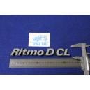 FIAT  RITMO D CL    PLASTIC