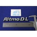 FIAT  RITMO DL    PLASTIC