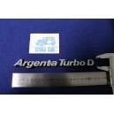 FIAT ARGENTA TURBO D   PLASTIC