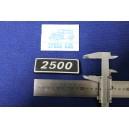FIAT   2500    METAL
