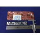 """EMBLEM """"ALFA 33 1,3 S"""" METAL"""