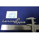 "EMBLEM ""LANCIA APPIA""   METAL CHROME"