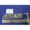 """EMBLEM """"FIAT""""  THICKNESS 6 mm  PLASTIC"""