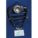CENTRE GRILLE HEART CHROME MASK