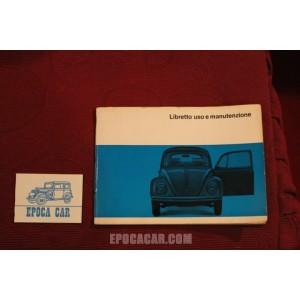volkswagen 1200 1300 1500 maggiolino libretto uso e manutenzione rh epocacar com volkswagen up manuale uso e manutenzione manuale uso e manutenzione volkswagen touareg