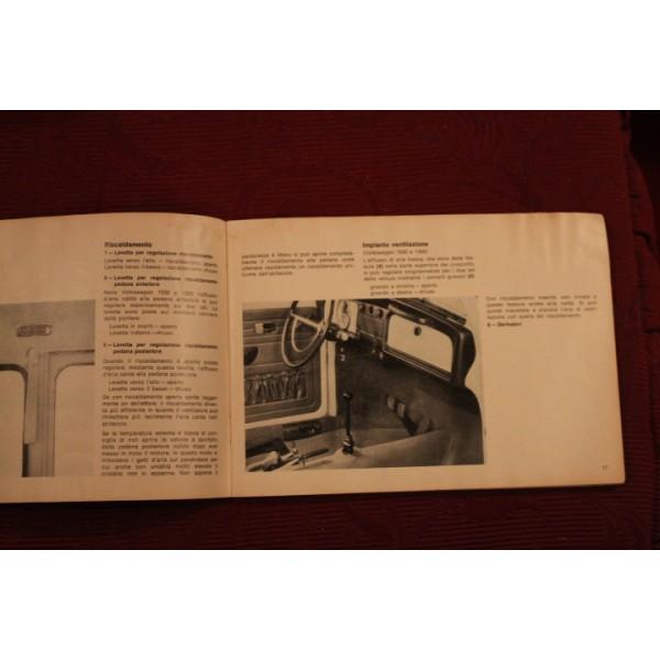volkswagen 1200 1300 1500 maggiolino libretto uso e manutenzione rh epocacar com manuale uso e manutenzione volkswagen polo manuale uso e manutenzione volkswagen touran