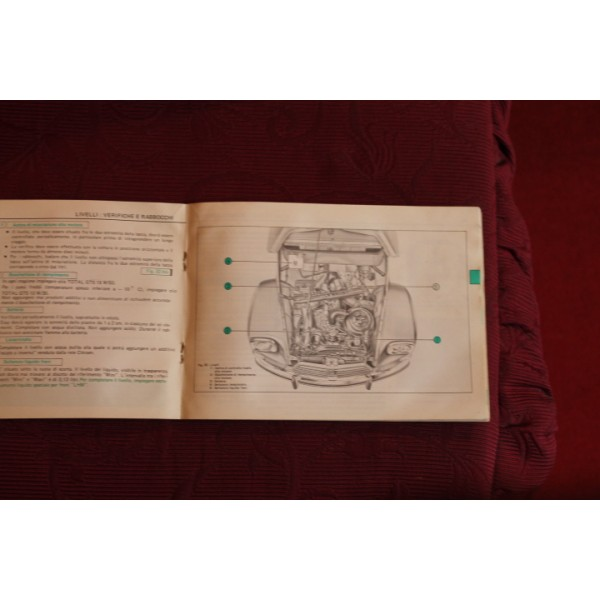 Citroen Dyane Libretto Uso E Manutenzione In Italiano Copertina Un Po Consumata on The Bmw Series Sedan E Repair Manual Service Pdf