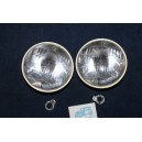 HEADLAMPS FULVIA SEDAN , 2C, COUPE' UNTIL 08/70 CARELLO NOS 136 mm