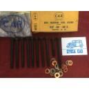 SET SCREWS HEAD FIAT 600 - 600 D