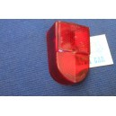 1s RED TAIL LIGHT LENS LUCAS (LIEVE DIFETTO)
